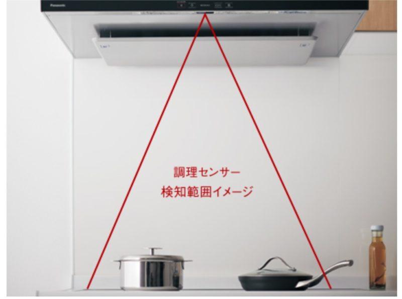 調理センサーの画像