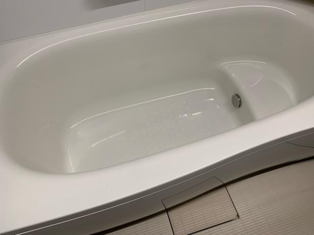 オフローラの浴槽の掃除のしやすさ